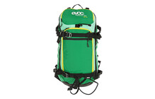 Evoc Freeride Pro 20L bright green